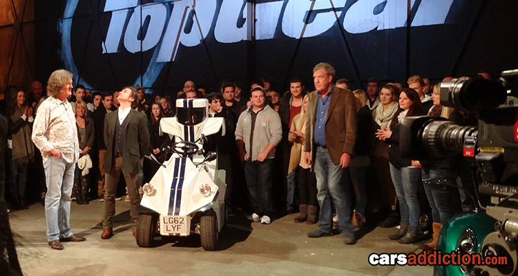 Top Gear Audience Experience