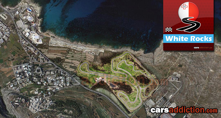 Racing Circuit in Malta