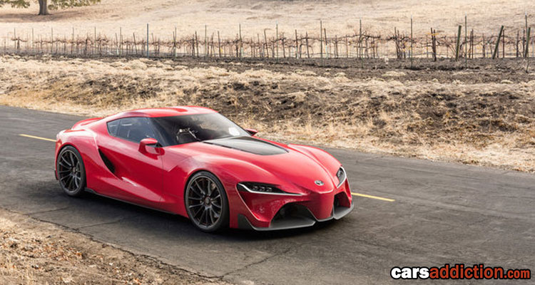 2014 Toyota FT-1 Concept, the new Supra?