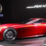 The new 2017 Mazda RX7 concept revealed