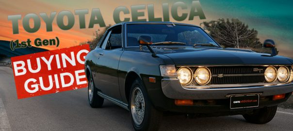 Toyota Celica 1st Generation Buying Guide