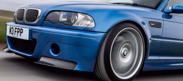Recipe for the ultimate BMW E46 M3