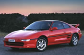 1989 Toyota MR2 2.0 GT