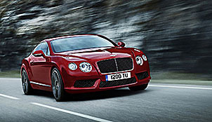 2013 Bentley Continental V8 S