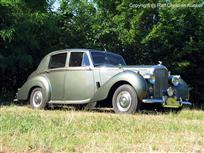 1952 Bentley R Saloon