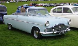 1952 Ford Zephyr Convertible