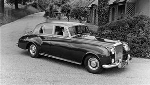 1955 Bentley S1 Saloon