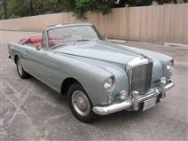 1959 Bentley S2 Drophead Coupe